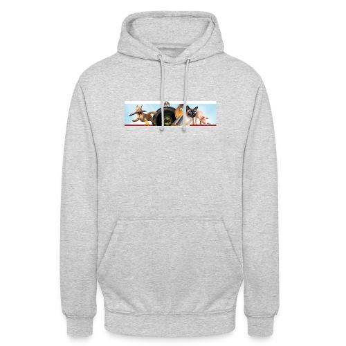 Animaux logo - Hoodie unisex