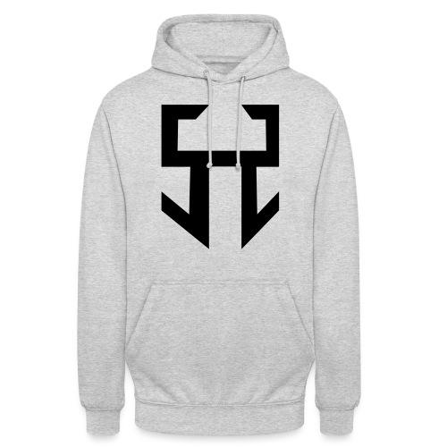 stranger logo - Sweat-shirt à capuche unisexe