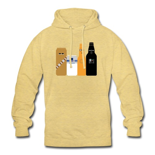 May The Fourth Be With You - Sudadera con capucha unisex