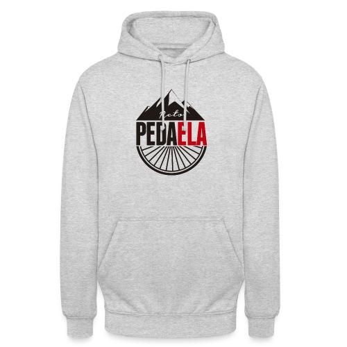 PEDAELA - Sudadera con capucha unisex