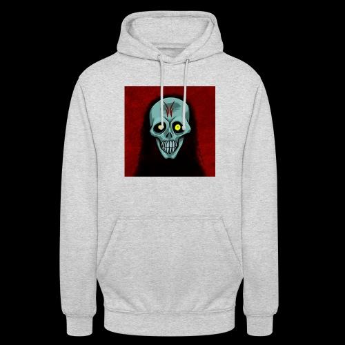 Ghost skull - Unisex Hoodie