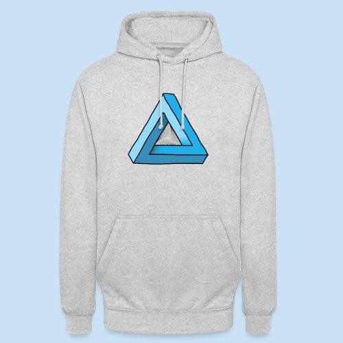 Triangular - Unisex Hoodie