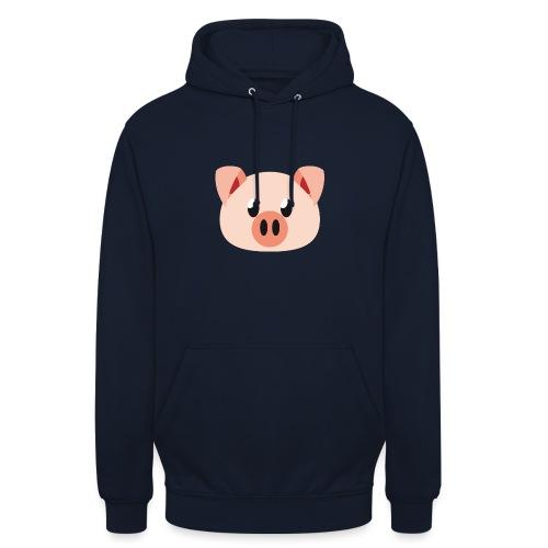 Schweinchen »Oink Oink« - Unisex Hoodie