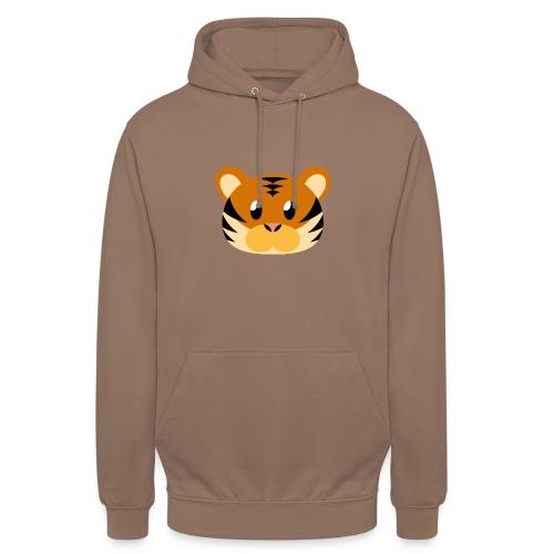 Tiger »Tom« - Unisex Hoodie