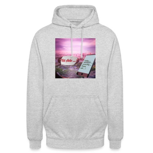 Tal Aviv is calling - traumhafter Sehnsuchtsort - Unisex Hoodie