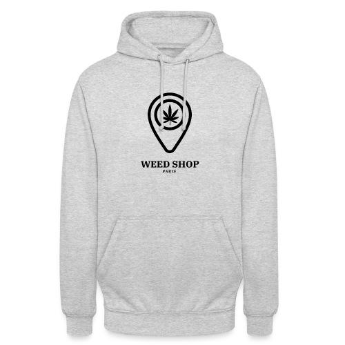 420 weed shop - Sweat-shirt à capuche unisexe