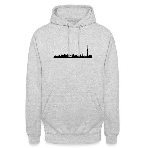 berlin skyline - Unisex Hoodie