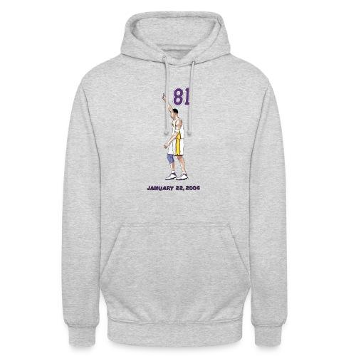 81 - Unisex Hoodie
