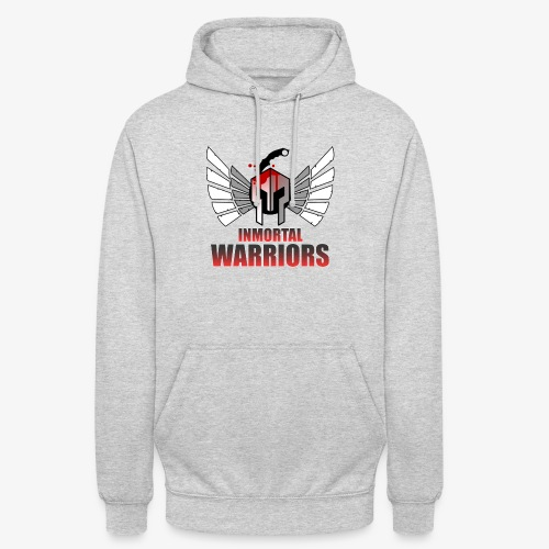 The Inmortal Warriors Team - Unisex Hoodie