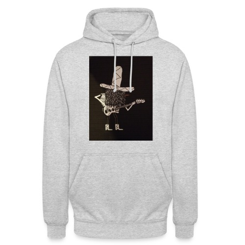 Mexican Bass Player - Unisex Hoodie