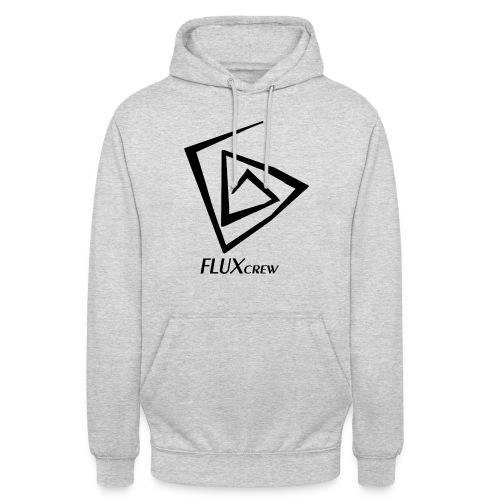 FLUXcrew schwarz - Unisex Hoodie