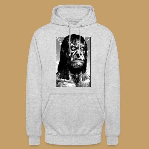 Frankenstein's Monster - Bluza z kapturem typu unisex