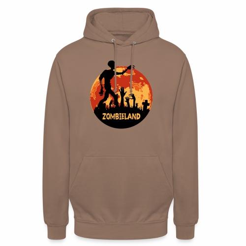 Zombieland Halloween Design - Unisex Hoodie