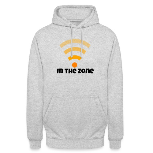 In the zone women - Hoodie unisex