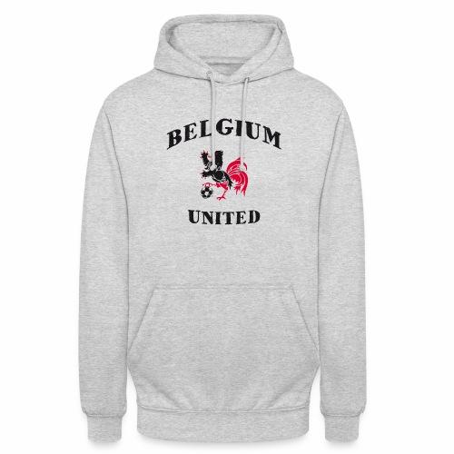 Belgium Unit - Unisex Hoodie