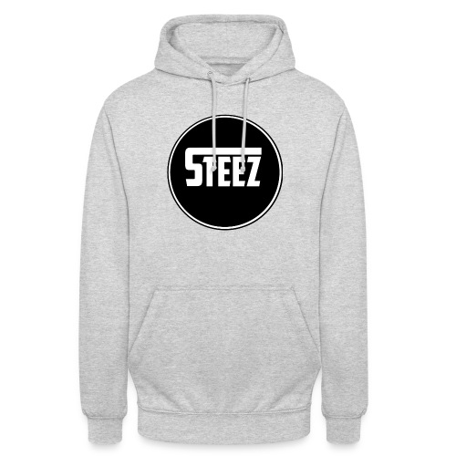 Steez t-Shirt black - Hoodie unisex