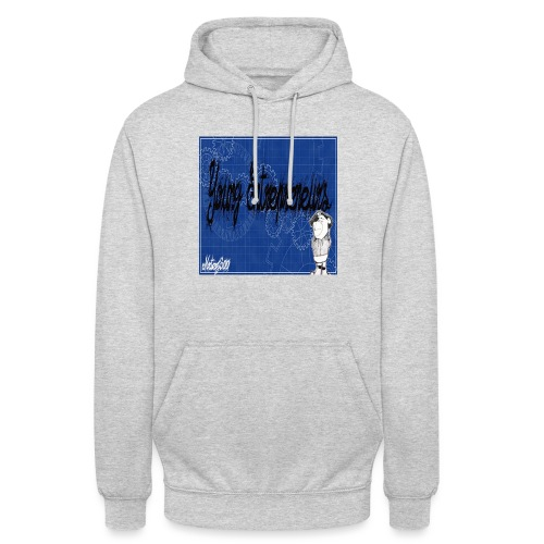 young_go_getter - Unisex Hoodie