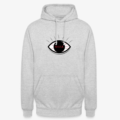 Hooz's Eye - Sweat-shirt à capuche unisexe
