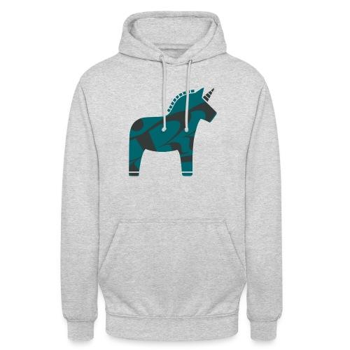 Swedish Unicorn - Unisex Hoodie