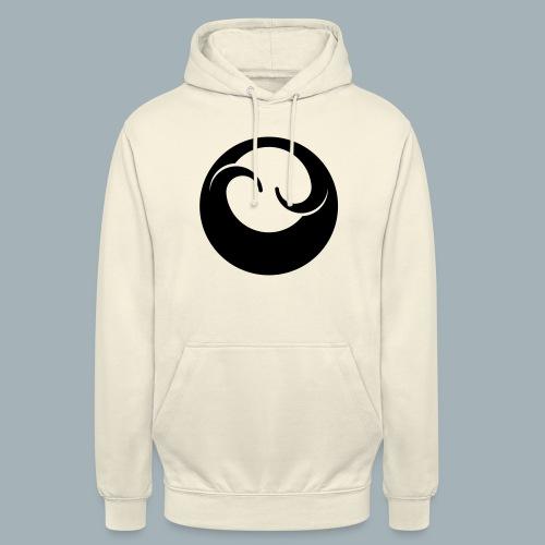 All Black Premium T-shirt - Hoodie unisex