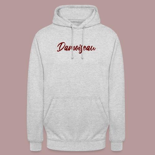 Damoiseau - Sweat-shirt à capuche unisexe