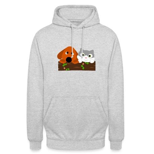 Hund & Katz - Unisex Hoodie