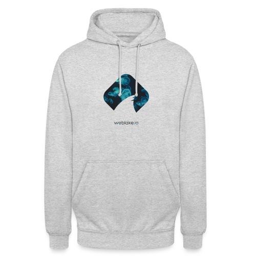 Weblake Blue - Unisex Hoodie