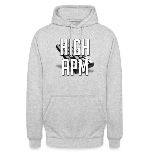 XpHighAPM - Sweat-shirt à capuche unisexe