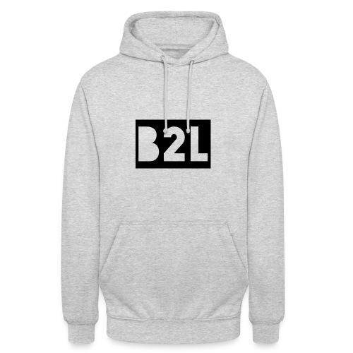 B2L spécial edition - Sweat-shirt à capuche unisexe
