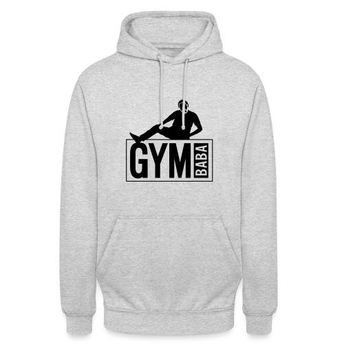 Gym baba 2 2c - Sweat-shirt à capuche unisexe
