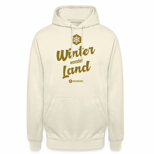 "Winter Wonder Land - Huppari ""unisex"""