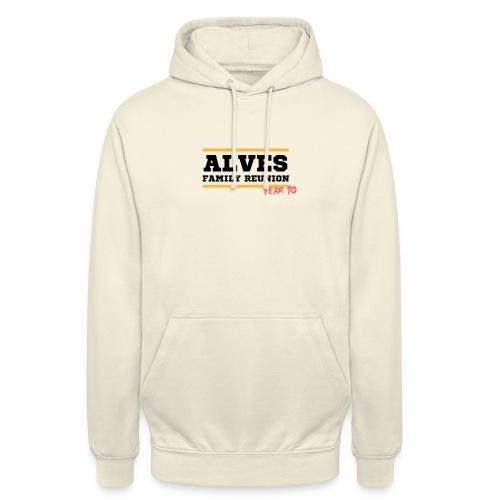 Alves - Felpa con cappuccio unisex