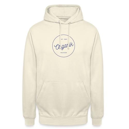 Organic - Felpa con cappuccio unisex