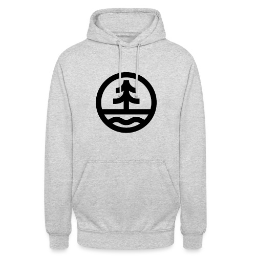 OVAOUT Circle - Unisex Hoodie