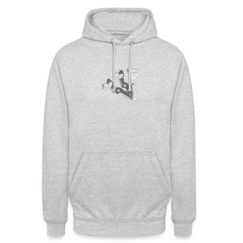 VivoDigitale t-shirt - DJI OSMO - Felpa con cappuccio unisex