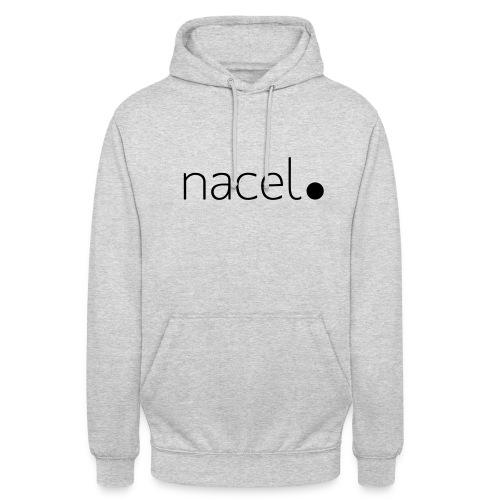 Logo Nacel - Sweat-shirt à capuche unisexe