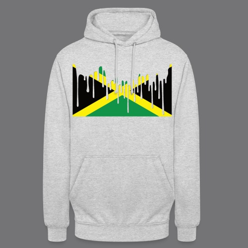 JAMAICAN FLAG Tee Shirts - Unisex Hoodie