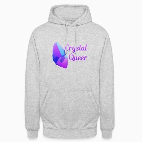 Crystal Queer - Unisex Hoodie