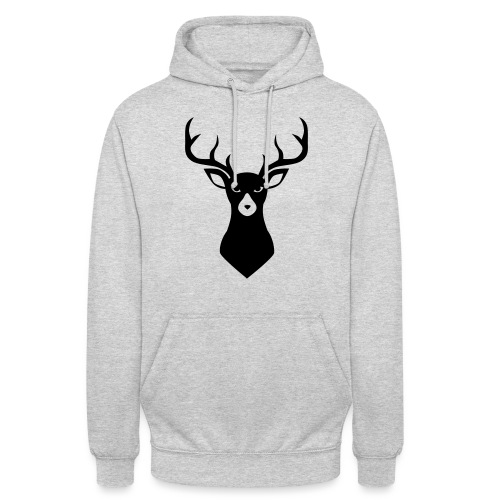 Caribou 9 - Sweat-shirt à capuche unisexe