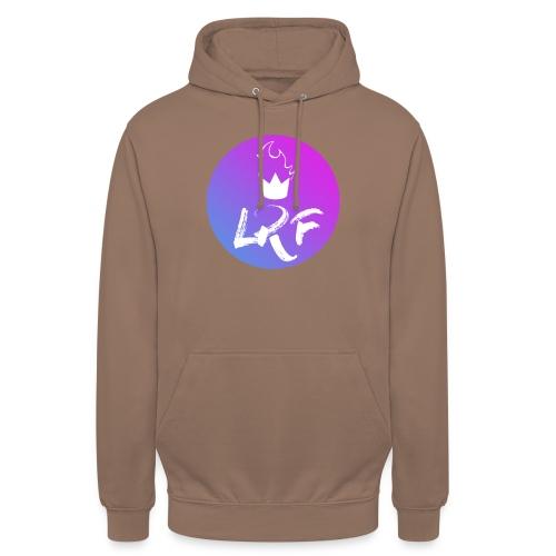 LRF rond - Sweat-shirt à capuche unisexe
