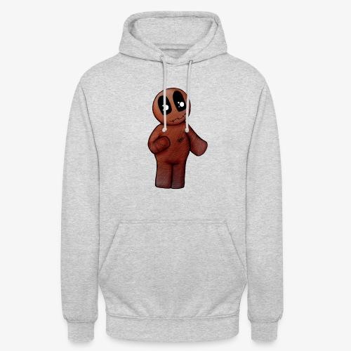 vaudou snap III - Sweat-shirt à capuche unisexe