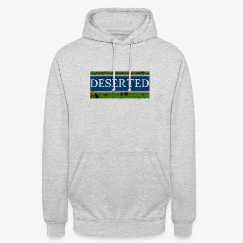 Deserted: The Story of Peter Logo - Felpa con cappuccio unisex