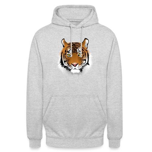 tiger numero 1 - Sudadera con capucha unisex