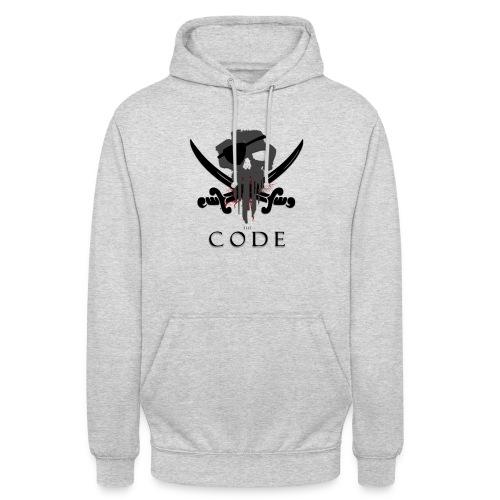 The Code Logo ED - Unisex Hoodie