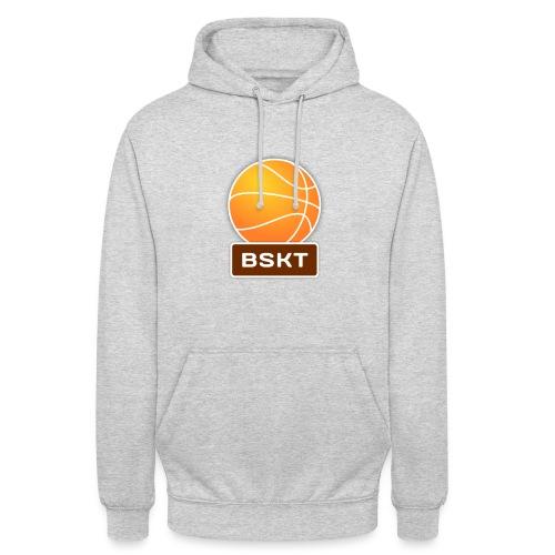 Basket - Sudadera con capucha unisex