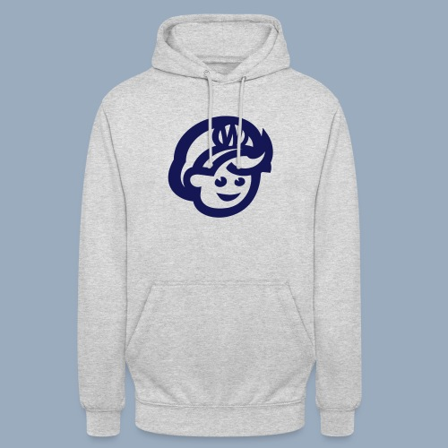 logo bb spreadshirt bb kopfonly - Unisex Hoodie