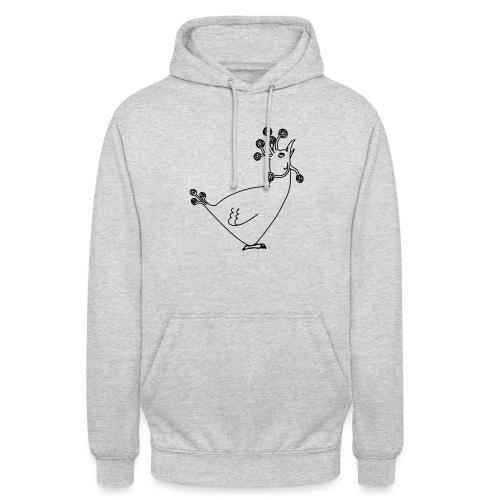 Cosmic Chicken - Unisex Hoodie