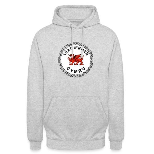LeatherMen Cymru Logo - Unisex Hoodie