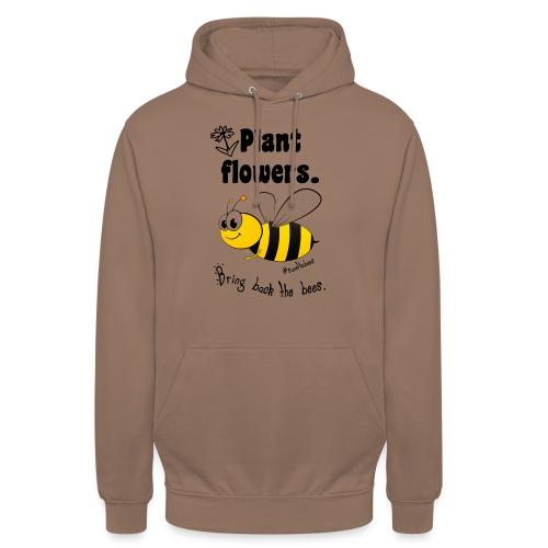 Bees8-2 Bringt die Bienen zurück! | Bookrebels - Unisex Hoodie