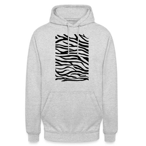 zebra v6 - Hoodie unisex